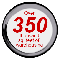 Over 350,000 sq.feet of warehousing
